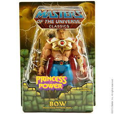 MOTUC BOW Masters of the Universe Classics 2014 He-Man Club Eternia