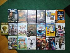 PACK with 34 Video Games to Mixed Consoles and PC, VERY RARE