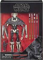 Star Wars The Black Series General Grievous Action Figure 6-Inch Scale
