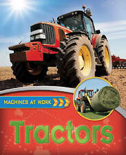 Machines At Work: Tractors, Gifford, Clive, New Book