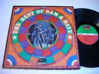 The Best of Sam & Dave 1969 Stereo LP VG++