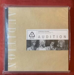 Audition: Making & Illustrations Artbook, Kye Young Chong, SEALED 2002 Hardcover