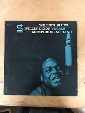 Willie's Blues: Willie Dixon/Memphis Slim Vinyl (ST 1003)