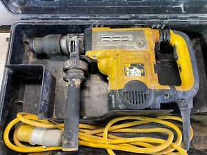 Dewalt D25601K SDS Max Breaker Hammer Drill 110v