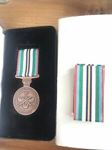 Mint. Uncirculated Boxed & Card Cover National ( Anni) Aust Medal Named Ref:Jy52