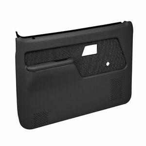 Coverlay 12-55N-BLK Black Replacement Door Panels For Ford Bronco II Ranger