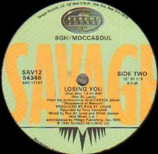 SGH - Perder You can't go wrong - 1992 - Tam Tam - SAV 12 - Uk