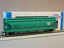 BACHMANN HO NYC ACF CENTER FLOW HOPPER jade green train car ho gauge  BAC 17520