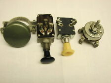 40S 50S NOS VINTAGE HORN LIGHT SWITCHES STREET ROD