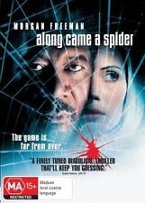 Along Came A Spider DVD NEW - SEALED