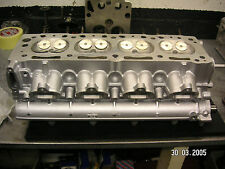 Ford YB Cosworth Polished and Ported cylinder head