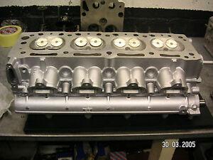 Ford YB Cosworth cylinder head