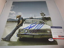 JASON ALDEAN SIGNED 11X14 PHOTO PSA/DNA MY KINDA PARTY DIRT ROAD ANTHEM 4
