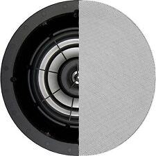 SpeakerCraft Profile AIM5 Three - Ceiling -  ALUMINUM Woofer - White grill-EACH