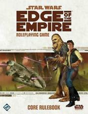 Star Wars: Edge of The Empire Game - Core Rulebook