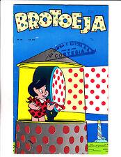 """Brotoeja 86 1974 - Brazilian Little Dot - """"Dot Lighthouse Cover!  """""""