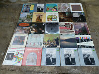 GREAT JOB LOT OF 70+ MIXED LABEL CLASSICAL VINYL LP'S ALL PICTURED SOME RARE