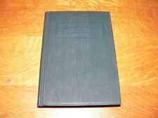 """Antique 1906 HC Book """"Practical Zoology"""" by Alvin Davison, American Book Company"""