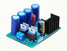 Ultra Low noise( 0.8uVrms 10Hz - 100KHz) +5VDC power supply board assembled  !