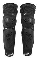 Leatt Knee And Shin Guard EXT, L/XL - Black. MX, MTB, Cycle, BMX Protection