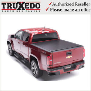 """Truxedo PRO X15 Roll Up Cover for 15-21 Chevrolet Colorado/ GMC Canyon 6'2"""" Bed"""