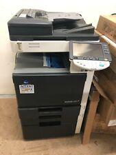 Konica Minolta Bizhub C203 Color Copier Printer Scanner