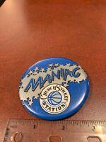 Church Street Station Maniac Vintage Pin Button FREE SHIPPING