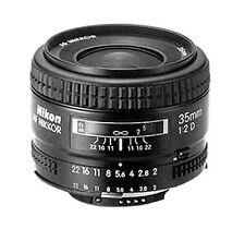 Nikon AF-D Nikkor 35mm f/2D Lens genuine excellent