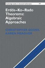 ERDOS-KO-RADO THEOREMS - GODSIL, CHRIS/ MEAGHER, KAREN - NEW BOOK
