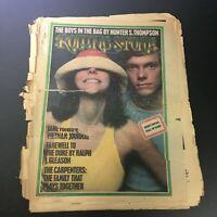VTG Rolling Stone Magazine July 4 1974 - Jane Fonda / Farewell to the Duke