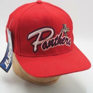 Starter Florida Panthers NHL Hockey Hat Cap Vtg NWT