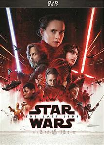 Star Wars: Episode VIII: The Last Jedi DVD Mark Hamill