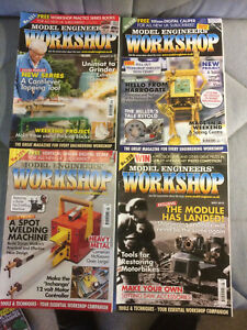 Model Engineers Workshop Magazine May June July August 2015