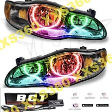 ORACLE Halo 2x HEADLIGHTS for Chevrolet Monte Carlo 00-05 LED COLORSHIFT BC1