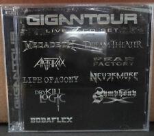 Gigantour CD NEW Megadeth,