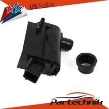 Windshield Washer Squirter Pump w/ Grommet for Kia Sorento Rio Hyundai Santa Fe (Fits: Kia)