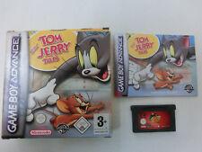 Tom & Jerry Tales für Gameboy Advance - GBA  - in OVP komplett