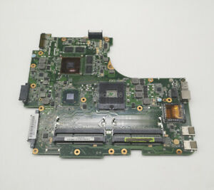 For Asus N53S N53SV N53SM N53SN Laptop Motherboard 4 slots GT540M V2G Mainboard