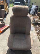ZL Fairlane Front Passenger Seat