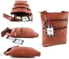 527839463077 Checked Medium Handbags