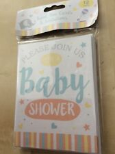 Unbranded Personalised Baby Shower Hand Made Cards Ebay