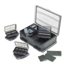 Fox F Box Deluxe Set Medium Double Sided CBX002 Karpfenbox Tacklebox Box Angeln
