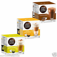 DOLCE Gusto Caffè Crema Collection (3 scatole, totale 48 capsule) 24 Servings