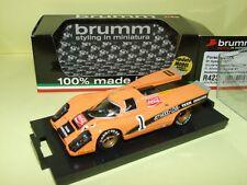 PORSCHE 917 K KYALAMI 1971 BRUMM R423