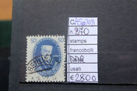 FRANCOBOLLI STAMPS GERMANIA GERMANY D.D.R. USATI USED N°270 (A50308)