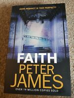 **NEW PB** (2000) Faith by Peter James - Buy 2 & Save
