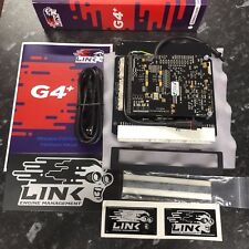 LINK ECU Mitsubishi Lancer EVO 4 5 6 7 8 4 Plug Link G4+ PlugIn With E Throttle