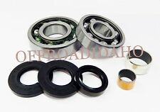 FRONT DIFFERENTIAL BEARING & SEAL KIT POLARIS SPORTSMAN 500 2000-2008 6WD 6X6