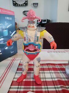 """Krang Android Body  11"""" Vintage TMNT Figure Playmates 1991Ninja Turtle"""