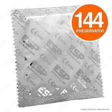 144 Preservativi ESP G-Pleasure Ultra Stimolanti Profilattici in Lattice Condom